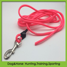 Washable and easy to clean plastic coated nylon rope for dog leash