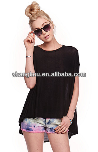 wholesale women t shirt korea design