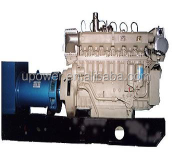 Weichai 100kW biogas genset for supplier