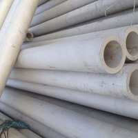 316L annealed &pickled S.S. Seamless steel hot rolled tube/pipe