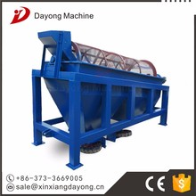 Portable and stationary compost trommel screen for sale price for organic fertilizer