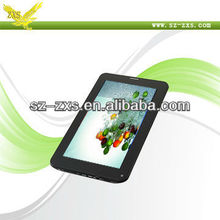 "ZXS-7"" 3G Calling Phones MID,Bluetooth,3G Video Calling Tablet pc Mobile Phones 7"" Tablet PC A13-747"