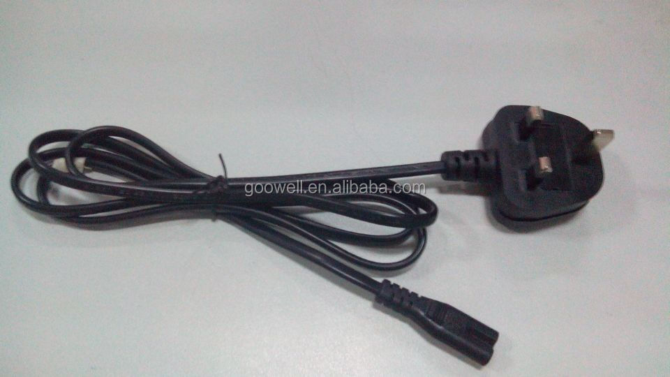 European VDE AC power cord