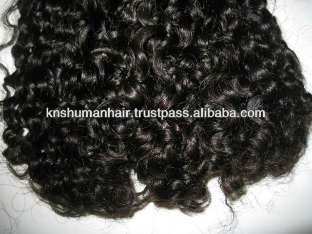 Indian Virgin Hair Company , Kinky Curly Hair