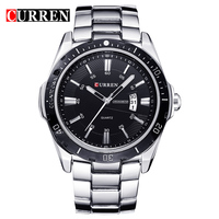 Curren M8110 Top Brand High Quality 30M Waterproof Men Watches Luxury