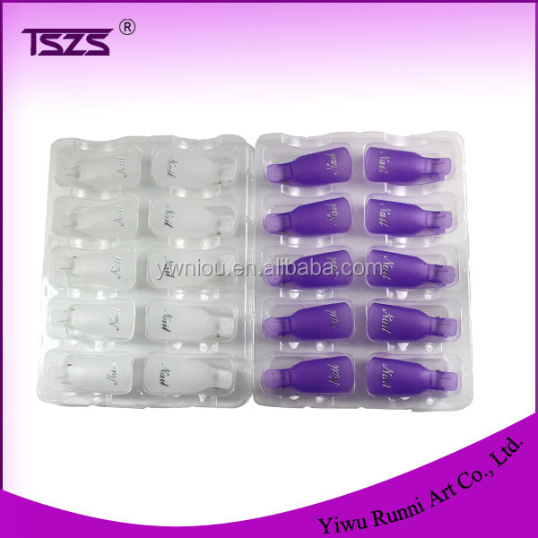 Pink Manicure Pedicure Nail Art Products Polish Soak Off Remover For ...