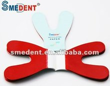 Sell Dental Articulating Paper / Dental Occluding Paper / Dental occlusion film CE
