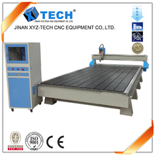 China large area working table 2000 * 3000 * 200mm cnc wood router for sale