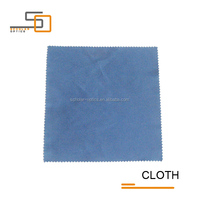 Hot sell Microfiber Navy 80% Polyester,20% Nylon material,220gsm Cleaning Cloth