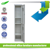 metal furniture kd structure single column 2 doors changing room locker
