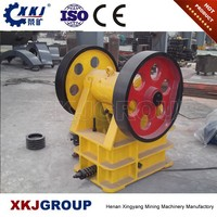 Power 30KW capacity 10-40t/h pe jaw crusher price