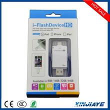 Wholesale USB 2.0 flash drive U disk device,external storage flash drive disk for iphone for 8GB/16GB/32GB/64GB
