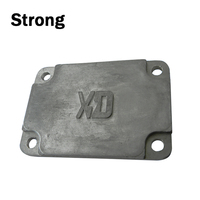 High Quality Manufacture aluminum led lamp cover die casting
