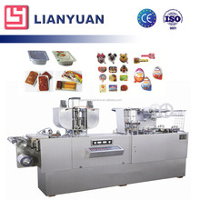 DPB-250 Chocolate Tablet Automatic Blister Packing Machine