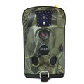 12mp HD MMS/GPRS 940nm 1080P no glow wildlife digital trophy camera trap PIR camera with night vision, three PIR sensor