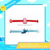 soft fashion fish pvc bracelet