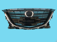 front bumper grille assembly for new MAZDA 3 Axela 2014 model BKD2-50-712