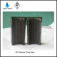 Drill Tool Manual Tong Dies and Slip Inserts For Oil Field Equipment made in China