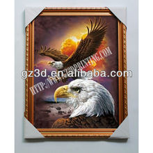 2014 home decoration 3d lenticular photo frame
