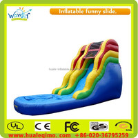Custom children slip n slide inflatable