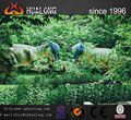 Theme Park Vivid Animatronic Herbivorous Fighting Dinosaurs