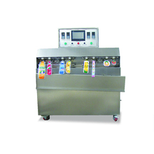 High Quality Melon Tube 8A Nozzles Filling Machine Automatic Coconut Juice Packing Machine