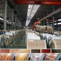quake-proof colour coating galvanized steel in roll for laos