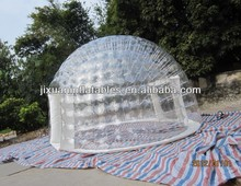 Double Layer Air Sealed Outdoor Camping Bubble Tent