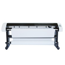 Eco solvent indoor and outdoor inkjet plotter used in garment factory