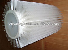 circular nylon cleaning brushes in industrial