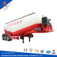 Widely Used 3 Axle Bulk Cement