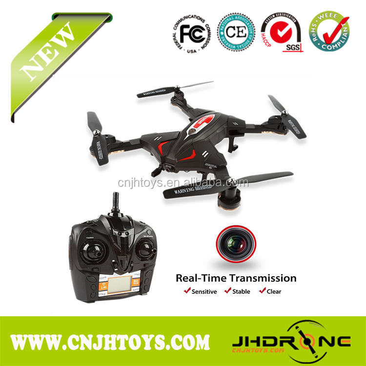 TK110HW Foldable 2.4G 4CH 6Axis Gyro Headless Altitude Hold FPV Wifi RC Quadcopter Drone With 0.3MP HD Camera Live Video drone
