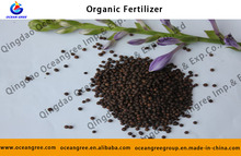 agriculture grade granular form Eco-friendly bio organic fertilizer with organic matter 90% amino acid 40% and protein 50%