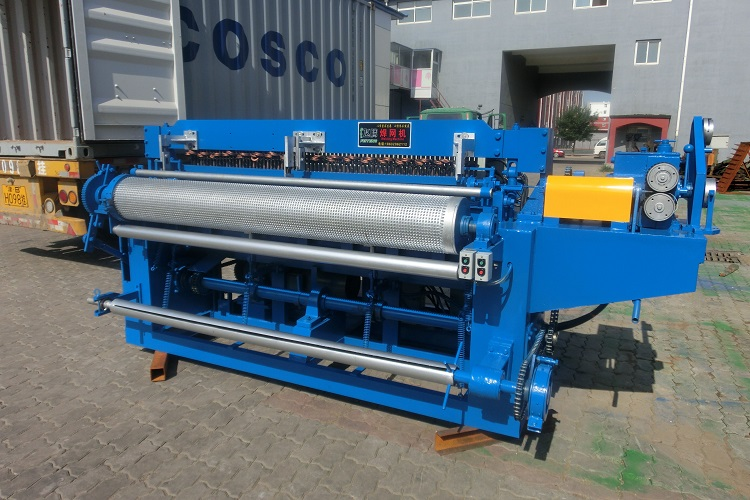 High quality Stainless steel wire mesh welding machine