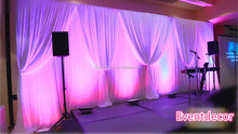 Weddings decorative party event aluminum adjustable portable backdrop stand