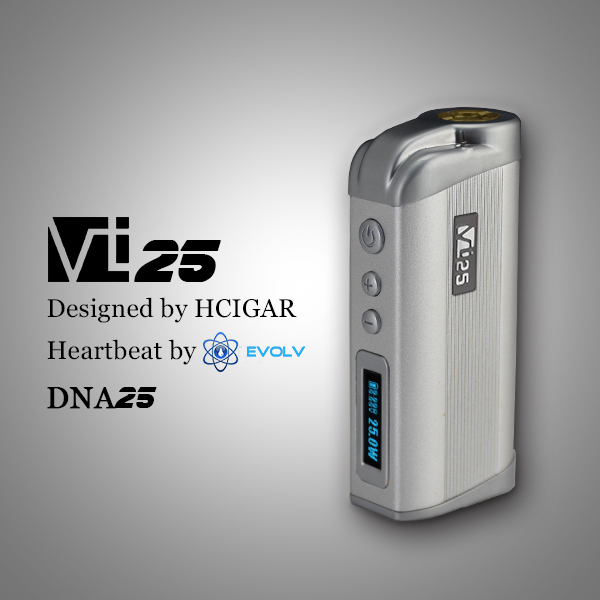 alibaba usa Hcigar VT25 box mod VT200 With original DNA200 chip hcigat VT200