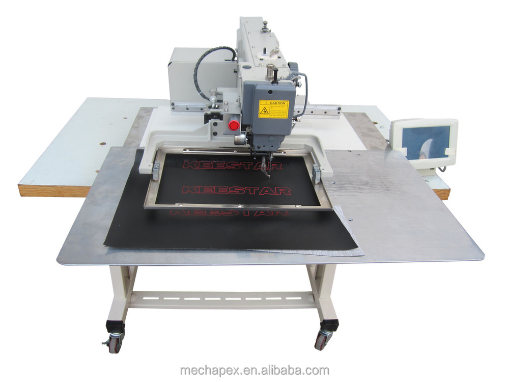 China supplier PLK-E2516 pattern shoe sewing machine