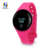 Guangzhou Wholesale Price Promotion Touch Custom Silicone LED Watch With Silicone Strap