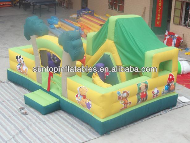 good quality inflatable giant fun city toys for sales