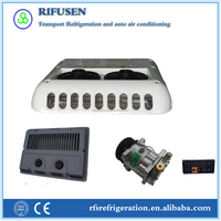 Model:AC08, rooftop caravan air conditioning unit with R134A refrigerant for 6~6.5m vans