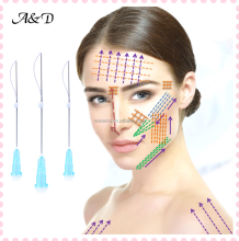 for skin lifting PDO thread lift syringe