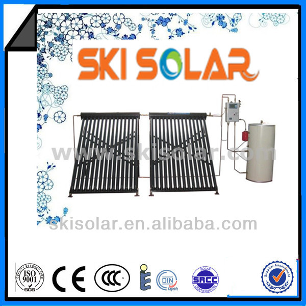 High Quality Complete Solar split system with double copper coil