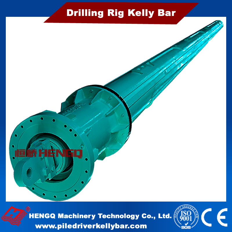 construction drilling machines parts for IMT Kelly bar