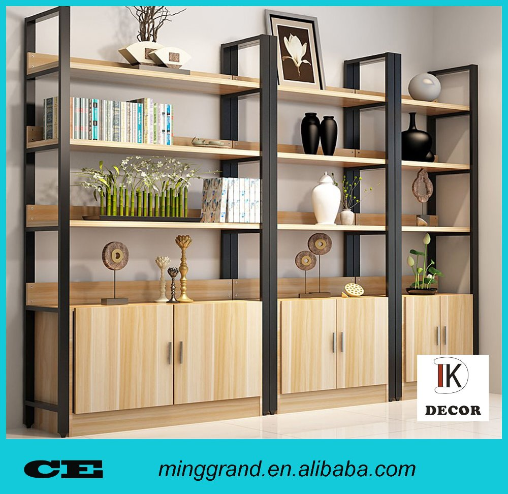 Wooden Furniture Multi-layer Office Filling Cabinet with Lockers