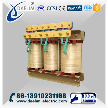 10kv 315kva On-Load-Tap-Changing Insulation Electric Power Transformer