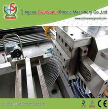 Recycled Plastic Granules Making Machine Pelletizer Equipment With Compactor