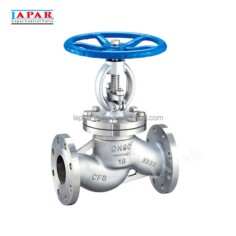 LAPAR Manual Globe Valve