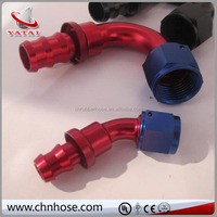 -8 AN Male Inline One Way Check Valve Blue PRE-889008
