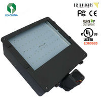 IP65 Shoebox LED Street Light with 5 years warranty UL DLC FCC CE RoHS
