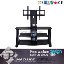 Modern cheapest wooden lcd tv stand design